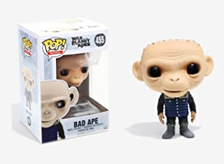 Funko POP Movies War for The Planet of The Apes Bad Ape Action Figure