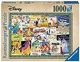Ravensburger Disney Vintage Movie Posters 1000 Piezas Rompecabezas para Adultos y niños de 12 años...