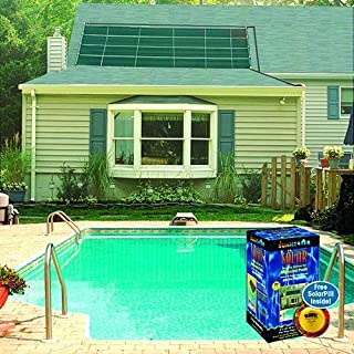 Smartpool S601P SunHeater Solar Heating System for In Ground Pool (Renewed)