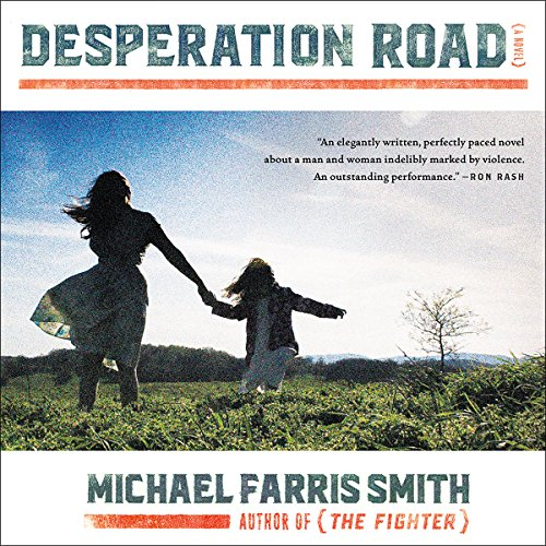 Desperation Road audiobook cover art
