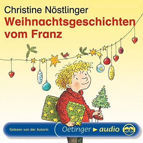 Weihnachtsgeschichten vom Franz Titelbild