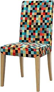 Soferia - IKEA HENRIKSDAL Funda Silla, Mozaik Red