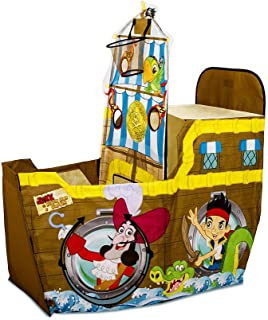 jake the pirate tent