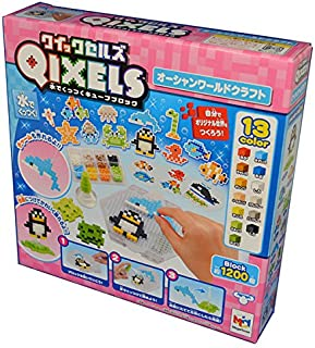 QIXELS(クイックセルズ) オーシャンワールドクラフト