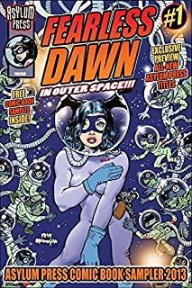 Fearless Dawn / Asylum Press Sampler: Free Comic Book 2013