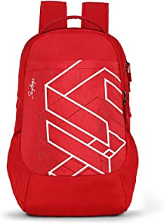 Skybags Felix 50 Ltrs Red Laptop Backpack (SBFEL01RED)