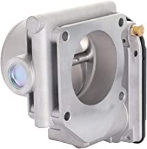 TUPARTS Throttle Body Fuel Injection Throttle Body Controls Fit for 2005 2006 2007 Ford Five Hundred/Freestyle, 2005 2006 2007 Mercury Montego Compatible with S20025(No Drain)