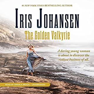 The Golden Valkyrie audiobook cover art