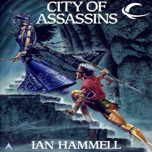 City of Assassins audiobook cover art