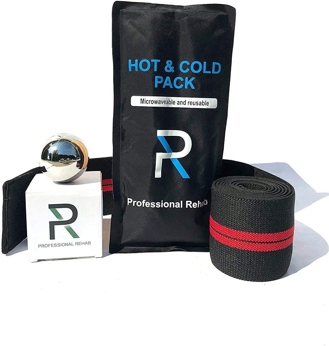 Plantar Fasciitis 送料無料 休み Treatment Kit by Professional Mas Cold Rehab -