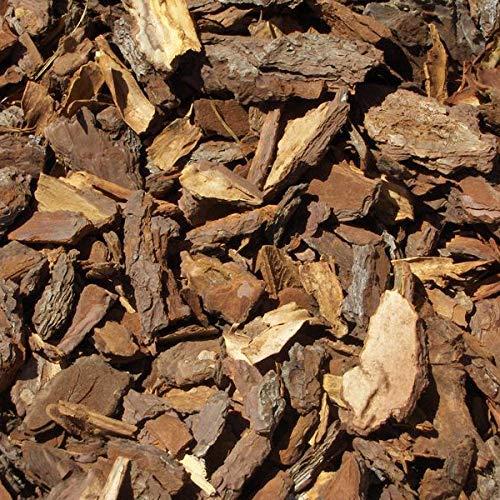Viveros Horizon Forestal Corteza de Pino para jardineria 45 litros: Amazon.es: Jardín