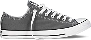 Converse Chuck Taylor All Star - Zapatillas de lona unisex, con pegatina de 7 km/h