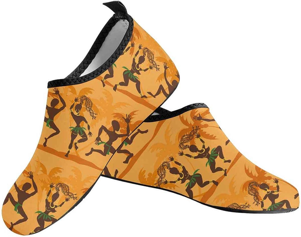 InterestPrint Trail Running Barefoot Shoes Lightweight Gym Athle
