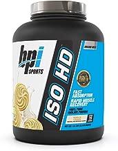 BPI Sports Iso Hd Vanilla Cookie, 5 Pound