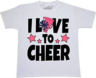 youth cheer t shirts