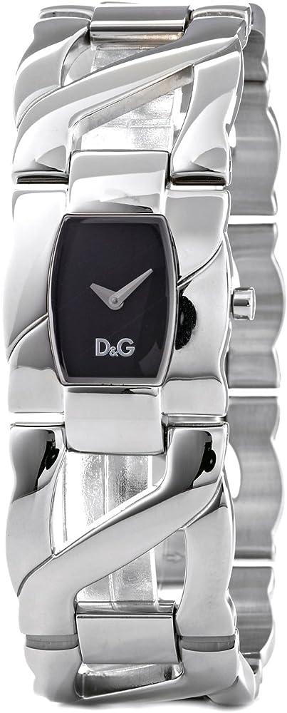 Dolce & gabbana orologio da donna in acciaio inossidabile DW0611