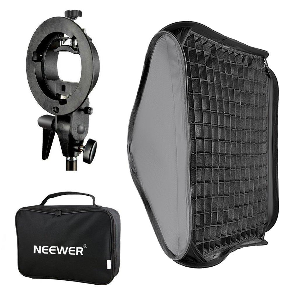 Neewer Softbox Bracket 600EX RT Speedlite