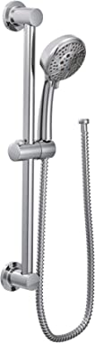 Moen 3669EP Eco-Performance Handheld Showerhead with 69-Inch-Long Hose Featuring 30-Inch Slide Bar, Chrome