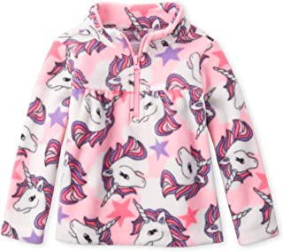 The Children's Place Baby Girls Pull Over Microfleece Top