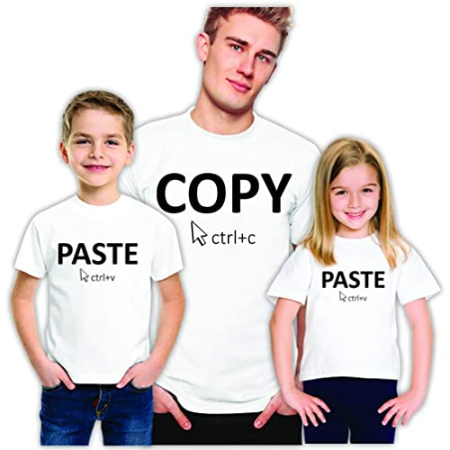 FASCIINO 2018 King Queen Prince Princess Family Matching T-Shirts