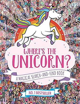 Where's the Unicorn?: A Magical Search-and-Find Book (Search and Find Activity)