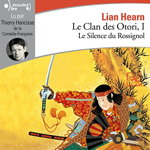 Le silence du rossignol audiobook cover art
