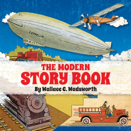 The Modern Story Book audiobook cover art