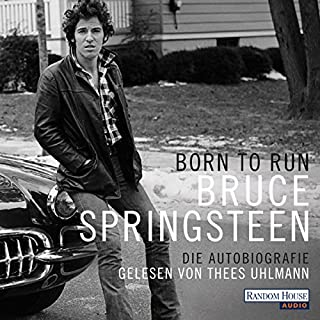 Born to Run: Die Autobiografie Titelbild