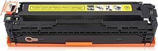 ل Hp 128a Ce320a Ce321a Ce322a Ce323a متوافق خرطوشة الحبر استبدال ل Hp Color Laserjet Cm1312 Cm1312nfi Cp1215 Cp1215n Cp15...