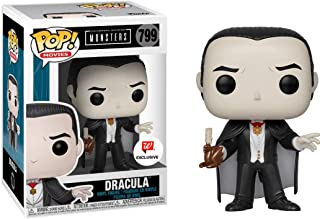 Funko Dracula (Walgreens Exc): Pop! Movies Vinyl Figure & 1 Compatible Graphic Protector Bundle (41383 - BH)