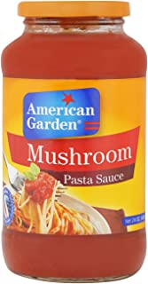 American Garden Mushroom Pasta Sauce - 680 gm