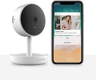 blurams Home Pro, Security Camera 1080p FHD | w/ Facial Recognition, 2-Way Talk, Siren, Human/Sound Detection, Smart Alert...