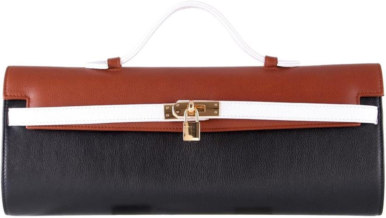 GION Elisa Women Leather Clutch Evening Bag