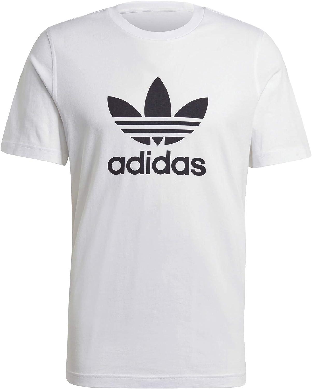 adidas Originals Popular Choice brand Men's T-Shirt Trefoil