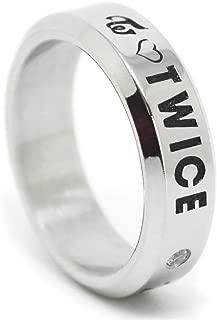 twice ring