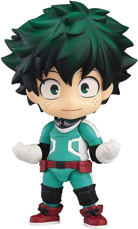Good Smile My Hero Academia: Deku izuku midoriya Smash - Nendoroid 可动公仔,多色
