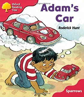 Oxford Reading Tree: Stage 4: Sparrows: Adam's New Car
