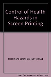 screen printing health and safety