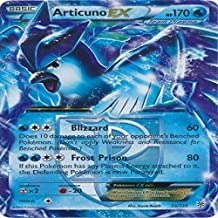 Pokemon - Articuno-EX (25) - Black and White Plasma Storm - Holo