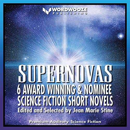 Supernovas audiobook cover art
