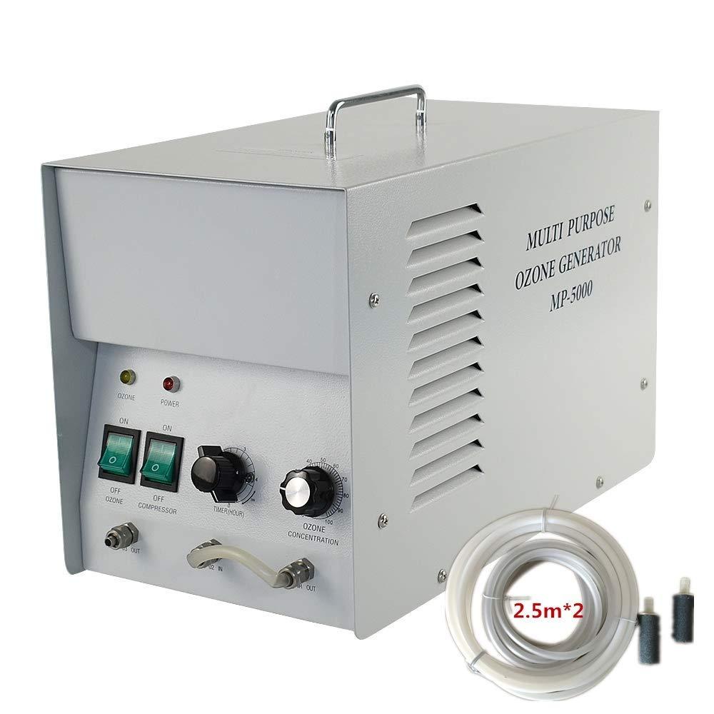 LIUQIGRASS Ozono Agua y purificador de Aire Comercial Ozono ...