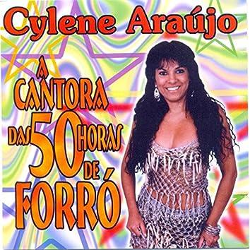 A Cantora das 50 Horas de Forró
