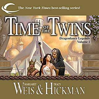 Time of the Twins cover art