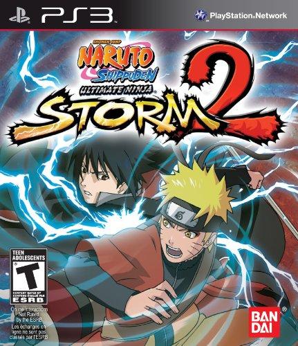 Namco Bandai Games Naruto: Ultimate Ninja Storm 2, PS3