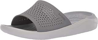 Crocs Men's and Women's LiteRide Slide | Casual Sandal with Extraordinary Comfort Technology
