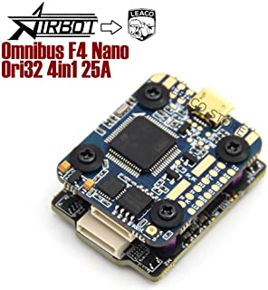 Original Airbot Omnibus F4 Nano V6 Flight Controller with LC Filter & Ori32 4 in 1 25A Brushless ESC Quadcopter Frame LEACO