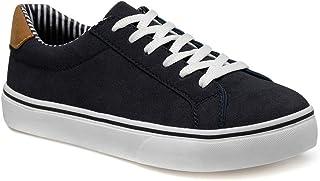 CS20023 Mavi Kadın Sneaker Ayakkabı