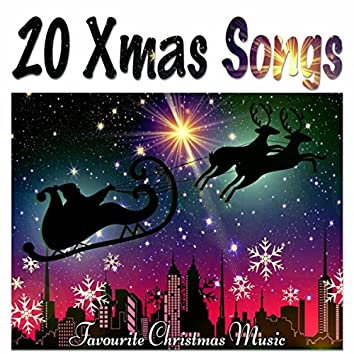 20 Xmas Songs – Favourite Christmas Music, Instrumental Melodies for Christmas Time