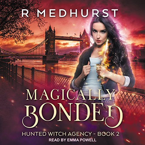 Magically Bonded audiobook cover art