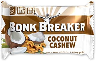 Bonk Breaker Nutrition Coco Cashew, 12 Count